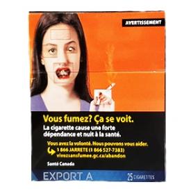 Cigarette Export A Medium RS 25