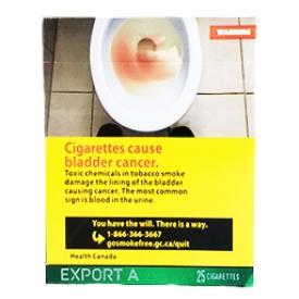 Cigarette Export A Plein RS 25