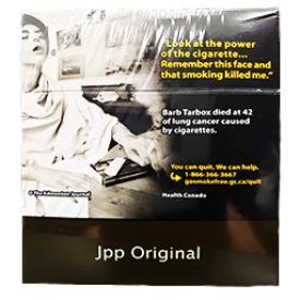 Cigarette John Player Plus Originale KS 25