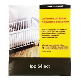 Cigarette John Player Plus Sélect KS 25