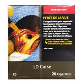 Cigarette LD Corsé KS 20