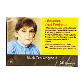 Cigarette Mark Ten Originale RS 25