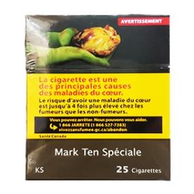 Cigarette Mark Ten Speciale KS 25