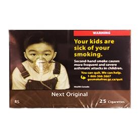 Cigarette Next Originale RS 25