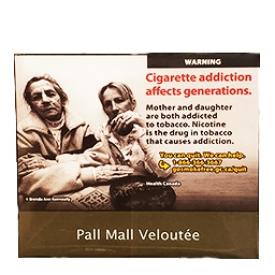 Cigarette Pall Mall Veloutée RS 20