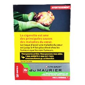 Cigarette du Maurier Signature KS 25