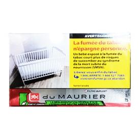 Cigarette du Maurier Signature RS 25