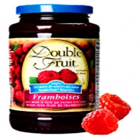 Confiture Double Fruit Framboises