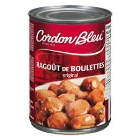 Boulettes de viande en sauce Original Cordon Bleu  410g