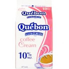 Crème Québon 10% 473 mL