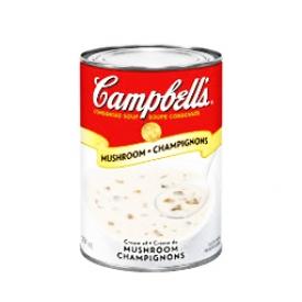 Crème de Champignon Campbell's 284 mL