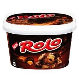Crème Glacé Rolo