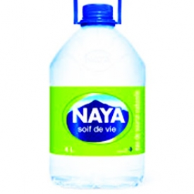 Eau Naya Bouteille 4L