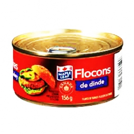 Flocons de Dinde Maple Leaf 156g