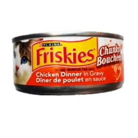 Friskies Bouchées Dîner de Poulet en Sauce