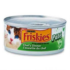 Friskies Pâté L'assiette du Chef