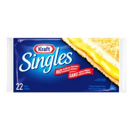 Fromage Kraft Singles 22 Tranches