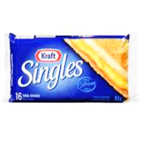 Fromage en Tranche Kraft Singles 16 Tranches