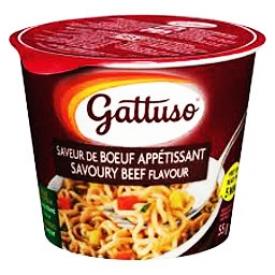 Gattuso Saveur de Boeuf Appétissant 55g