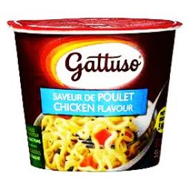 Gattuso Saveur de Poulet 55g