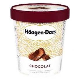Häagen-Dazs Crème Glacé au Chocolat 500mL