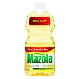 Huile de Maïs Mazola 473 mL