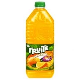 Jus Fruité Orange Bouteille 2L