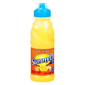Jus Sunny-D Original Bouteille 500 mL