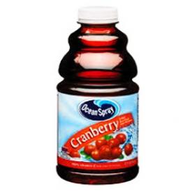 Jus de Cranberry Ocean Spray