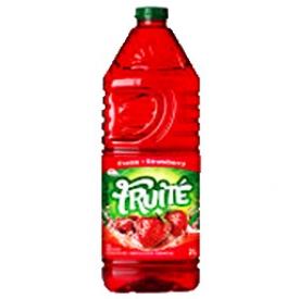 Jus Fruité aux Fraise Bouteille 2L