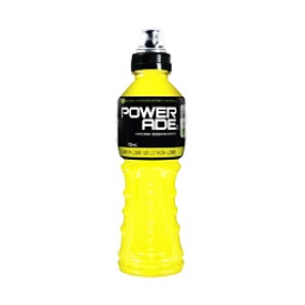 Jus Powerade Citron Lime Bouteille 710 mL