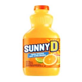 Jus Sunny-D Original Bouteille 1.89 L