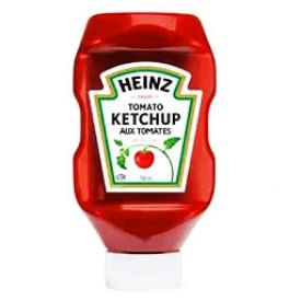 Ketchup Heinz 375 mL