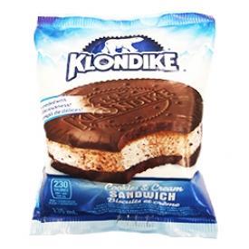 Klondike Sandwich Biscuits et crème