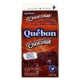 Lait Chocolat Québon 473mL