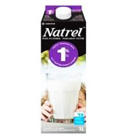 Lait Natrel 1% 1L