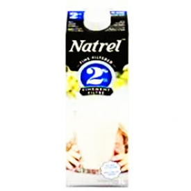 Lait Natrel 2% 1L