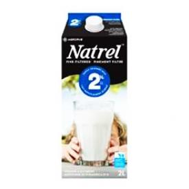 Lait Natrel 2% 2L