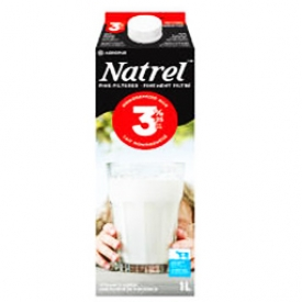 Lait Natrel 3.25% 1L