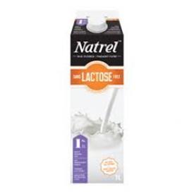 Lait Natrel Sans Lactose 1% 1L