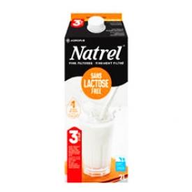Lait Natrel Sans Lactose 3.25% 1L
