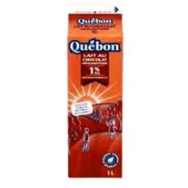 Lait Québon Chocolat 1% 1L