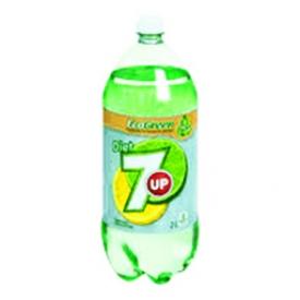 Liqueur 7up Diète Bouteille 2L
