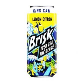 Boisson Brisk Thé Glacé Citron  Canette 473 mL