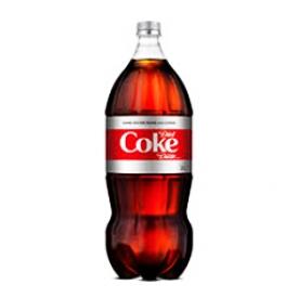 Liqueur Coca Cola Diète Bouteille 2L