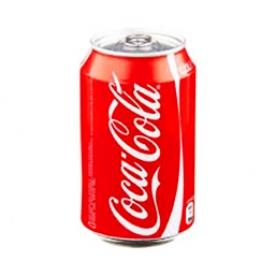 Liqueur Coca Cola Canette 355 mL