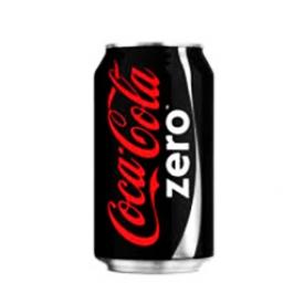 Liqueur Coca Cola Zero Canette 355 mL
