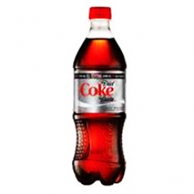 Liqueur Coca Cola Diète Bouteille 710 mL