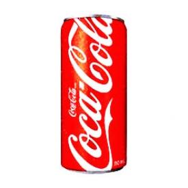 Liqueur Coca Cola Canette 310 mL