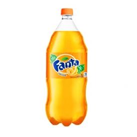 Liqueur Fanta à l'Orange Bouteille 2L